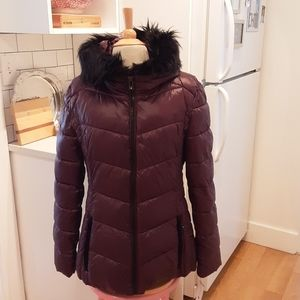 NWT INC Puffer Jacket with hood